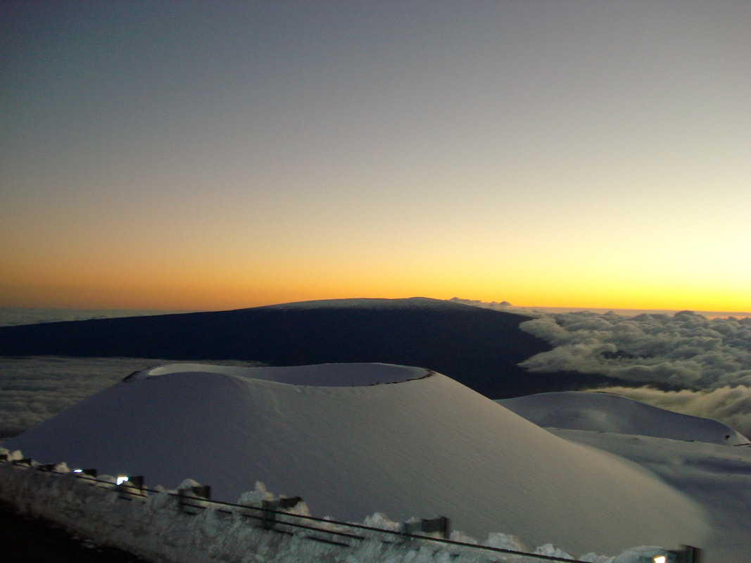 Beautiful photo of Big Island's Mauna Loa, on behalf of IslandwideAssociates.com